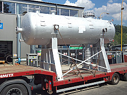 Pressure vessel 6pcs