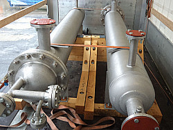 Heat exchangers 2pcs