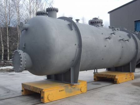 Tube Bundles and Heat Exchanger, 14 pcs.