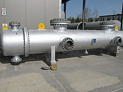 Heat Exchangers, 3 pcs.