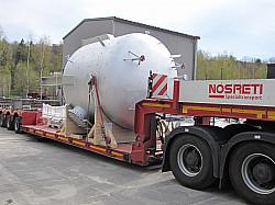 4 Heat Exchangers; 3 Reactors; 11 Pressure Vessels;1 Ejector