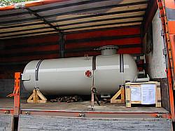 Pressure vessel 1pc