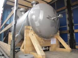 Pressure vessel 3pcs