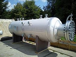 Vessels, Heat exchangers