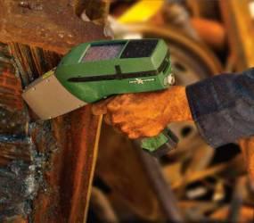 Nabízíme PMI anedestruktivní chemickou analýzu kovů
