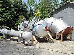Heat Exchangers, 5pcs., Pressure Vessels, 4pcs.